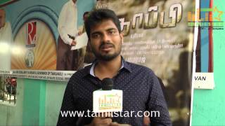 Murali Ram at Thoppi Movie Team Interview