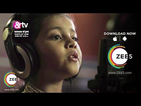 Video Voice Kids singers Ayat Shaikh & Nishtha Sharma's dedication for Shri Krishna download in MP3, 3GP, MP4, WEBM, AVI, FLV January 2017