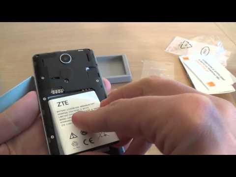 Orange Dive 30 (Zte Blade A410) - Scurtă prezentare/Unboxing/Short Review