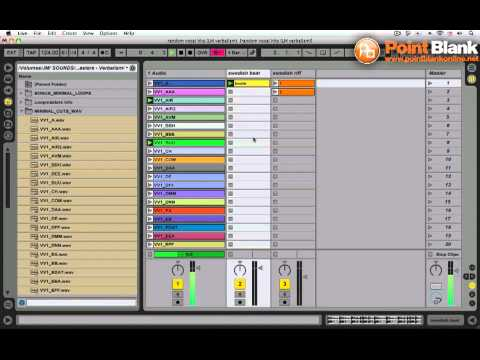 Ableton Live Tutorial – Rhythmic Vocal Chops