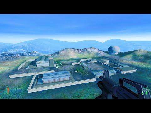 IGI 1 Mission 5 Radar Base