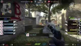 mouz vs SK, game 2