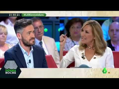 Ana Beltrán en La Sexta Noche