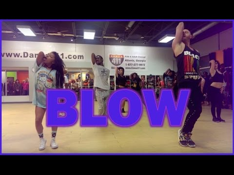 Beyoncé - Blow Choreography by Brian Friedman
