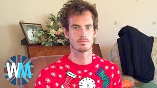 Video Top 10 Times Andy Murray Was Actually Hilarious MP3, 3GP, MP4, WEBM, AVI, FLV Maret 2018
