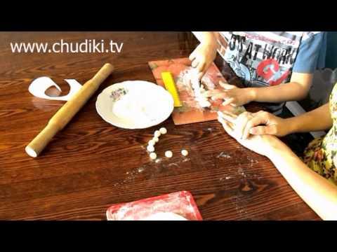 Как сделать саленава теста видео