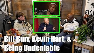 Donnell Rawlings Talks to Theo Von About Bill Burr, Kevin Hart, and Being Undeniable