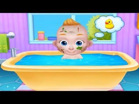 Patron Bebek Çılgın Eğlence #Çizgifilm Tadında Yeni Oyun