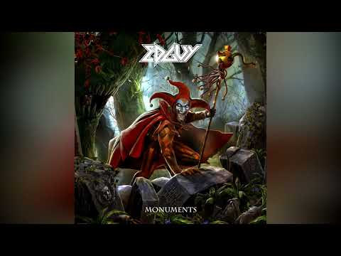 Edguy - The Mountaineer (Lyrics) (видео)