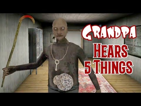 5 Things Grandpa Hear In Granny Chapter Two