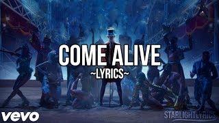 Video The Greatest Showman - Come Alive (Lyric Video) HD MP3, 3GP, MP4, WEBM, AVI, FLV Juni 2019