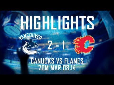 Canucks - The Canucks returned to winning ways with Darren Archibald scoring his first NHL goal and Yannick Weber getting the winner which propelled Vancouver to a 2-1...