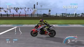 10. Ride Gameplay PS3 #23 : Honda CB1000R ABS – BARRACUDA 2014