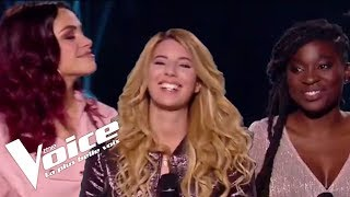 Julia Michaels - Issues | JAT | The Voice France 2018 | Auditions Finales
