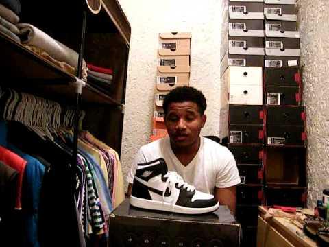 Sneaker Blog #4-Air Jordan I