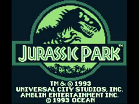 jurassic park game boy soluce