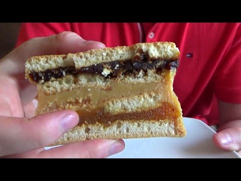 VIDEO: Eating King Kong for dessert in Lima