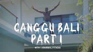 Canggu Bali Part 1 Vlog