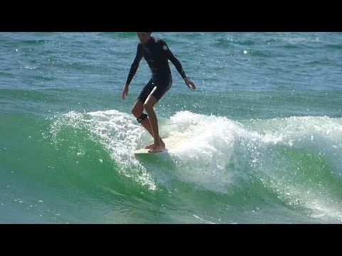 Home break - Holiday surf