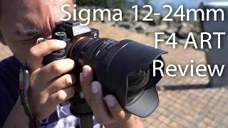 "Please support my channel by purchasing the Sigma 12-24mm F4 ART (EF-mount) through the following link - http://amzn.to/2npKld6Sigma MC-11 EF adapter - http://amzn.to/2mSOjetNisi Filter Holder for the Sigma 12-24mm F4 ART - http://bit.ly/2ojvSkXUse this coupon code for 5% off Nisi products ""johnsison5nisi""In this video, I take a look at the Sigma 12-24mm F4 ART series lens on my Sony A7RM2 camera. By using it with the Sigma MC-11 adapter I can mount it on my camera and still have all the autofocusing modes and function of a native Sony E-mount lens. This lens looks like its great for landscapes, architecture and quite possibly real estate photography. Follow me and ask me questions! ➫ F A C E B O O K  - http://on.fb.me/rtdqar (@johnsisonphotos)➫ I N S T A G R A M - http://bit.ly/MsGf1t (@johnsison)➫ T W I T T E R -  http://bit.ly/1Uadibb (@JohnSison_)Intro by Flukemedia - http://bit.ly/2j3AxUE---------------------------------------------------------------------------------------------------------------------------------------B U S I N E S S :admin@johnsison.com---------------------------------------------------------------------------------------------------------------------------------------Gear used to film this video: Sony ILCE-7RM2 (http://amzn.to/2hlCr5z)Sony ILCE-7SM2 (http://amzn.to/2hft4no)Sony 24-70mm F2.8 G Master lens (http://amzn.to/2hEMXkZ)Sony 50mm F2.8 Macro (http://amzn.to/2hxHgcm)Rodelink Film Maker (http://amzn.to/2gwrrT9)Sandisk Extreme Pro 64gb 280MBs (http://amzn.to/2hfLnsk) Manfrotto MK190X3-2W (http://amzn.to/2j4SjGc)---------------------------------------------------------------------------------------------------------------------------------------I try to get back to everyone who asks me a question as quickly as possible but for me to 'Reply' to you, your gmail account has to be linked to your YouTube account. Thank you. ---------------------------------------------------------------------------------------------------------------------------------------DISCLAIMER: This video and description contains affiliate links, which means that if you click on one of the product links, I'll receive a small commission. This helps support the channel and allows us to continue to make videos like this. Thank you for the support!---------------------------------------------------------------------------------------------------------------------------------------"