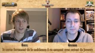 Savjz interviewé par Gnimsh pour la Gamers Origin Cup 2