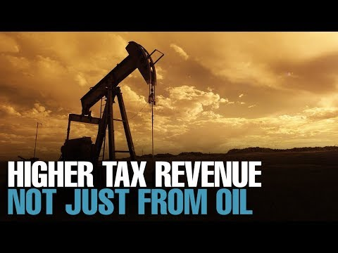 NEWS: Oil Not Sole Reason for Higher Tax Revenue