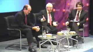 The Global Financial Crisis: Will Hutton And Martin Wolf In Conversation With Professor David Held