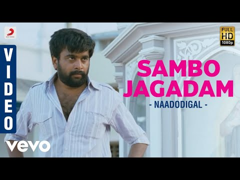 Video Naadodigal - Sambo Jagadam Video   Sundar C Babu download in MP3, 3GP, MP4, WEBM, AVI, FLV January 2017