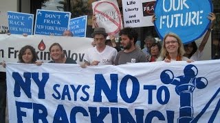 New York Says No to Fracking