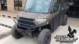 1. Ranger Crew XP 1000 EPS Northstar HVAC Edition - CAMO