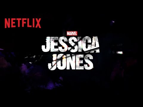 Premiere Announcement - Marvel's Jessica Jones