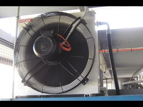 install an AC-LN Low Noise Air Cooler