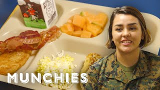 Cooking Breakfast for 1,500 on a US Navy Ship by Munchies