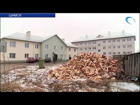 Андрей Никитин проинспектировал социальные объекты в Шимске и Старой Руссе
