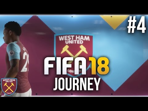 FIFA 18 The Journey Gameplay Walkthrough Part 4 - LAST GAME ??? (Full Game)