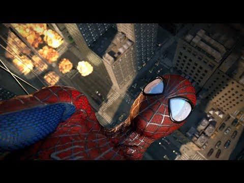 The amazing 2 spider man trailer фотография