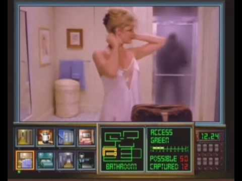 night trap 3do controls