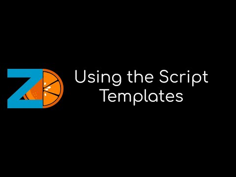 Script Templates
