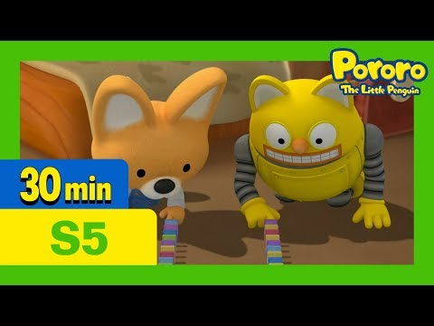 Pororo English Episodes l It's Fun To Play At Home l S5 EP17 l Learn Good Habits for Kids