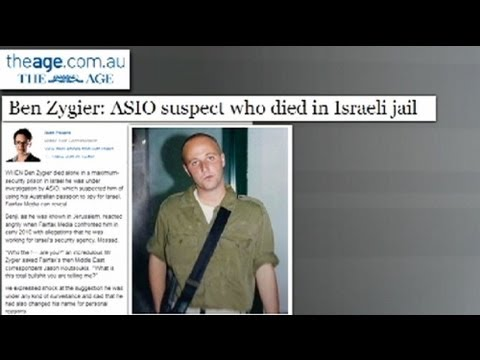 Netanyahu backs Israel spies as Australia probes mystery death