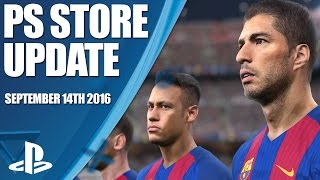 PlayStation Store Highlights - Remasters and Football