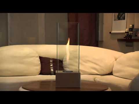 Биокамины для квартиры видео