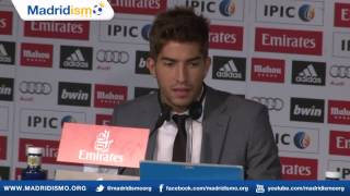 Lucas Silva Press Conference In English