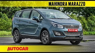 Video Mahindra Marazzo | First Drive Review | Autocar India MP3, 3GP, MP4, WEBM, AVI, FLV Oktober 2018