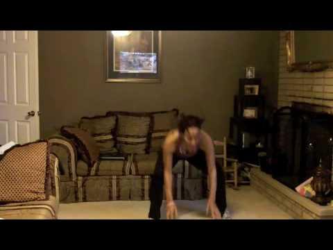 Cardio Power & Resistance (Shaun T Insanity Workout)