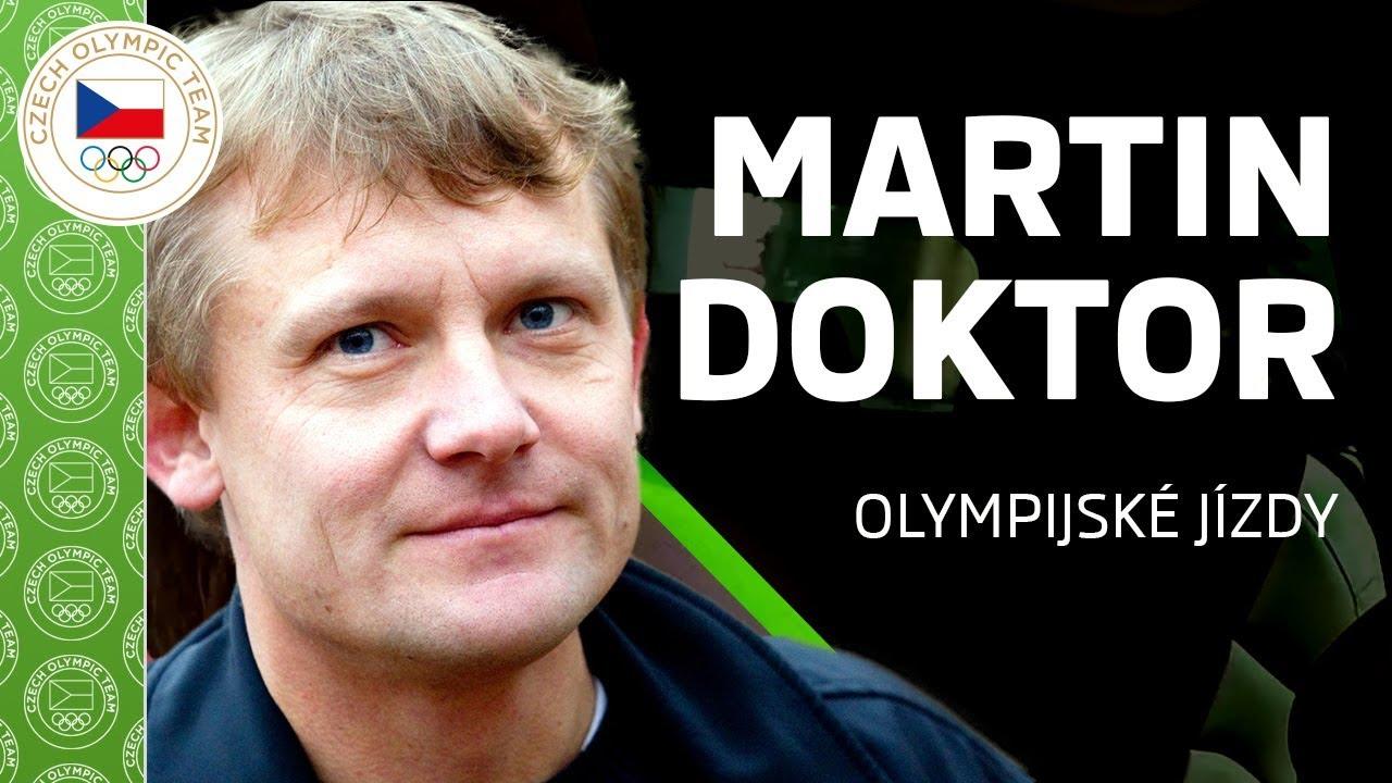 ŠKODA olympijské jízdy s Martinem Doktorem