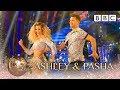 """Ashley Roberts & Pasha Kovalev Cha Cha to """"Boogie Wonderland"""" - BBC Strictly 2018"""