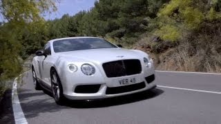 NEW 2014 Bentley Continental GT V8 S