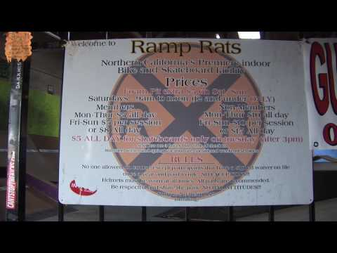 Ramp Rats indoor Skate Park