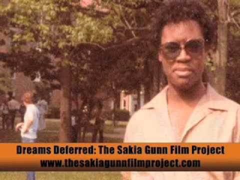 Dreams Deferred: Sakia Gunn Film Project